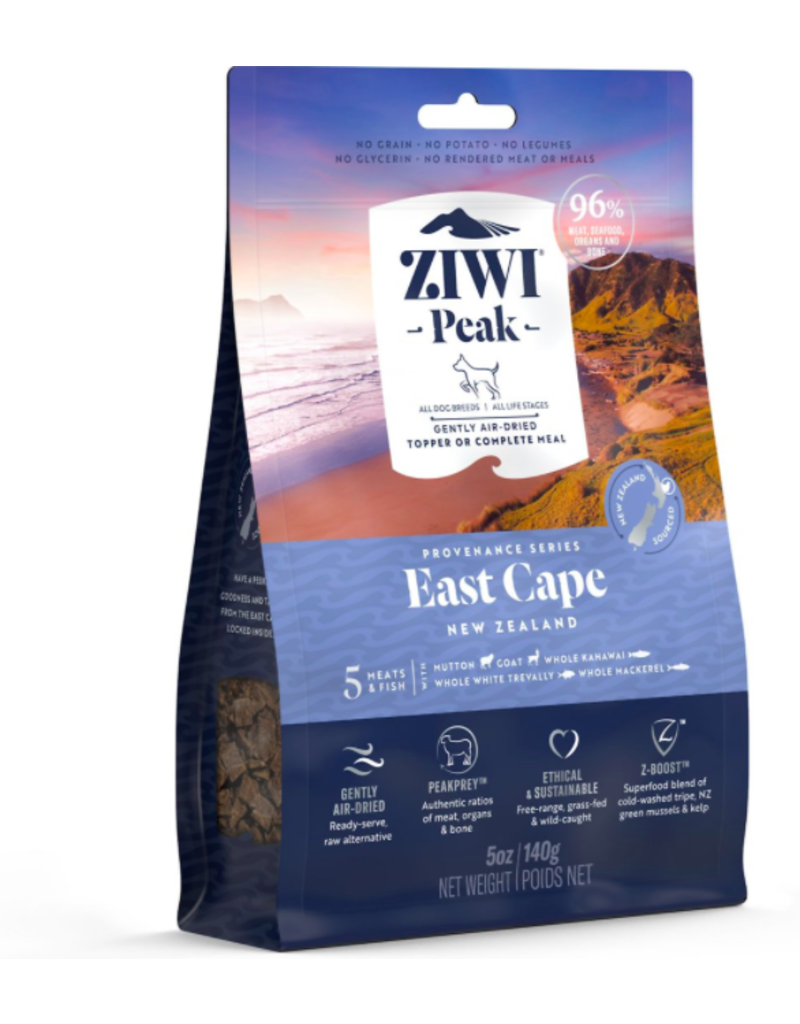 Ziwi Ziwi Air-Dried Provenance East Cape