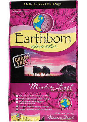 Earthborn Earthborn Meadow Feast