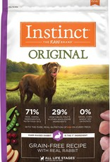 Nature's Variety Instinct Nature's Variety Rabbit Dog 4#