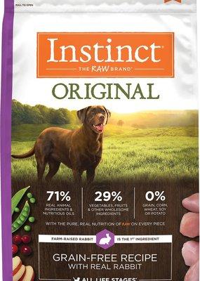 Nature's Variety Instinct Nature's Variety Rabbit Dog 4#
