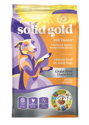 Solid Gold Solid Gold Sun Dancer 4#