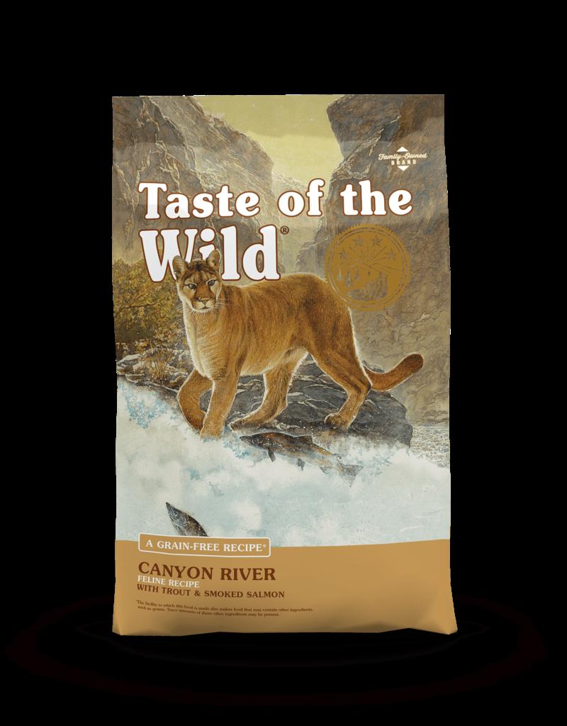 Taste of the wild Taste of the Wild Canyon River Feline
