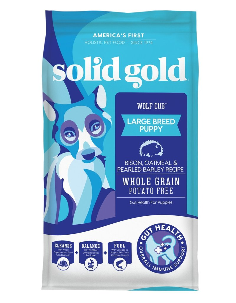 Solid Gold Solid Gold WolfCub 24#