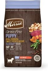 Merrick Merrick GF Chicken and Sweet Potato Puppy 25#