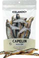 Icelandic Icelandic Capelin Whole Fish 2.5oz