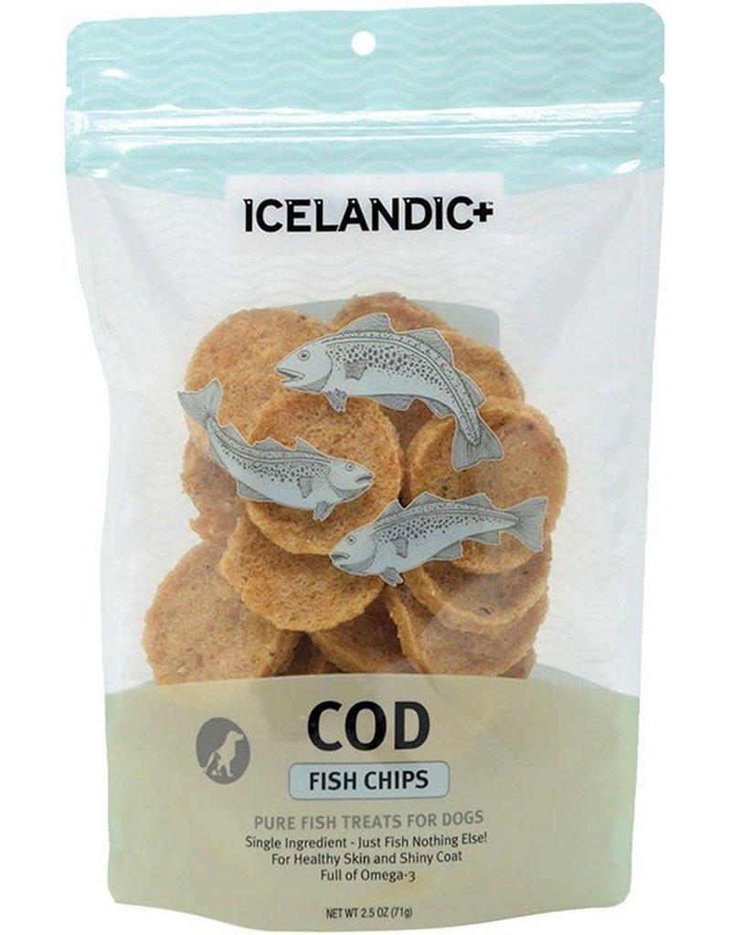 Icelandic Icelandic Dog Chip Treats 2.5oz
