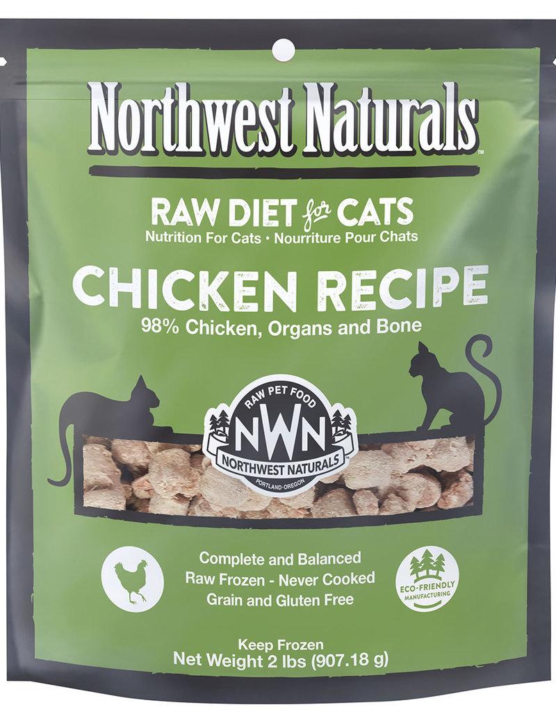 Northwest Naturals Northwest Naturals Cat Raw Nibbles 2#