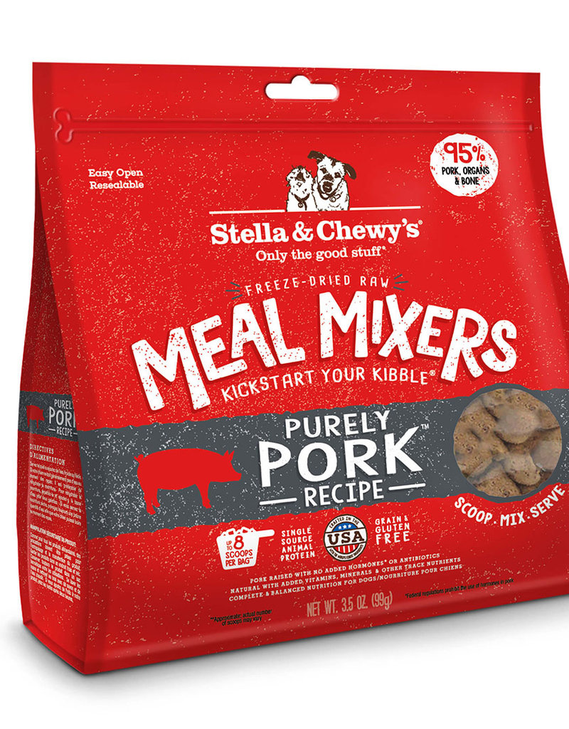 Stella & Chewys Stella & Chewy's Freeze-Dried Meal Mixers 3.5oz