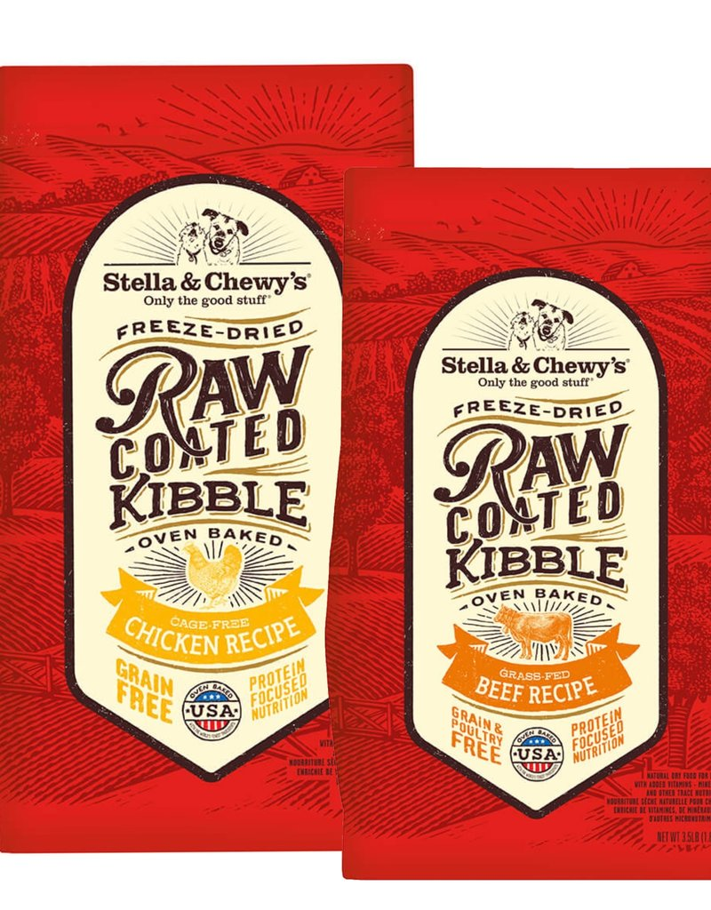 Stella & Chewys Stella & Chewy's Coated 3.5#