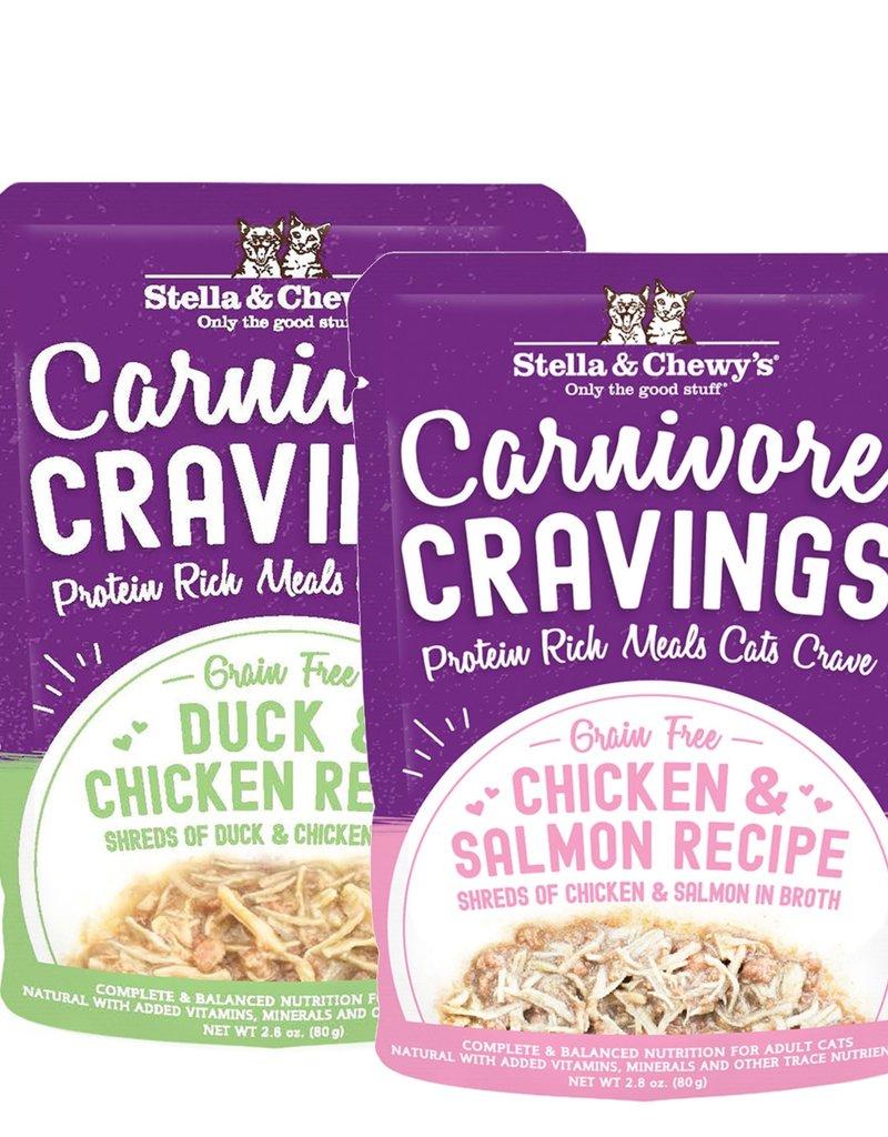 Stella & Chewys Stella & Chewy Cat Carnivore Pouches 2.8oz