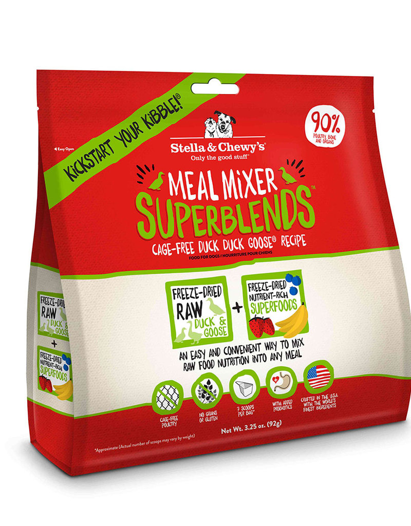 Stella & Chewys SC Meal Mixer FD Superblends