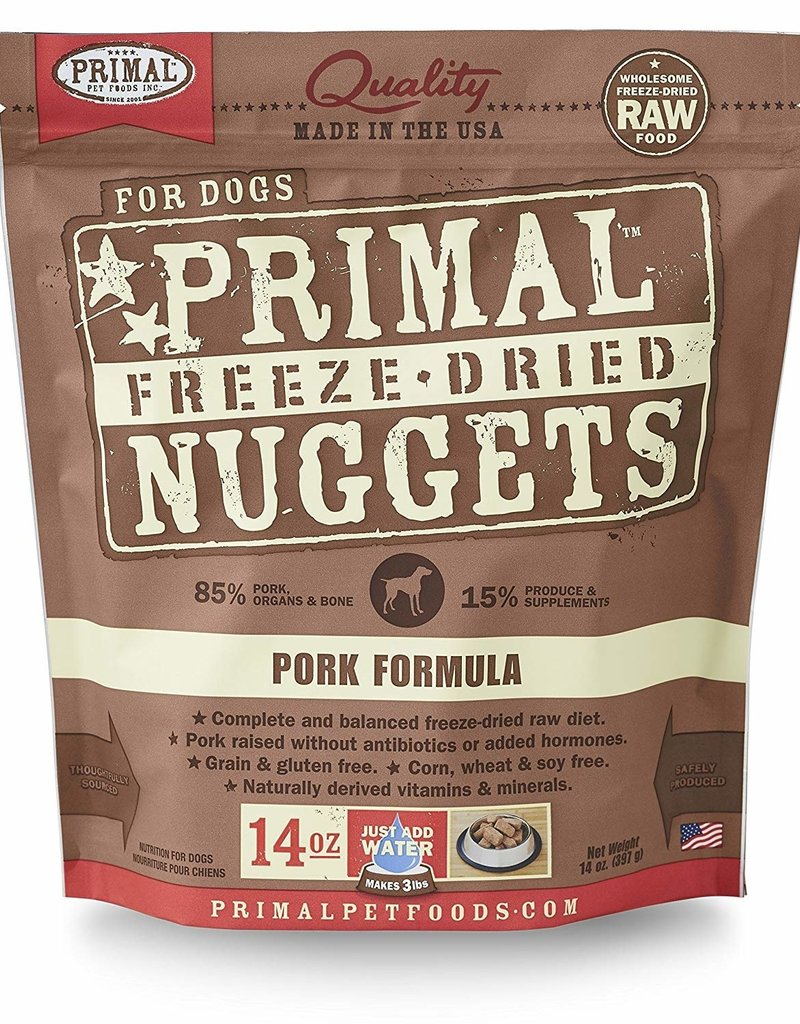 Primal Primal Freeze-Dried Dog 14oz