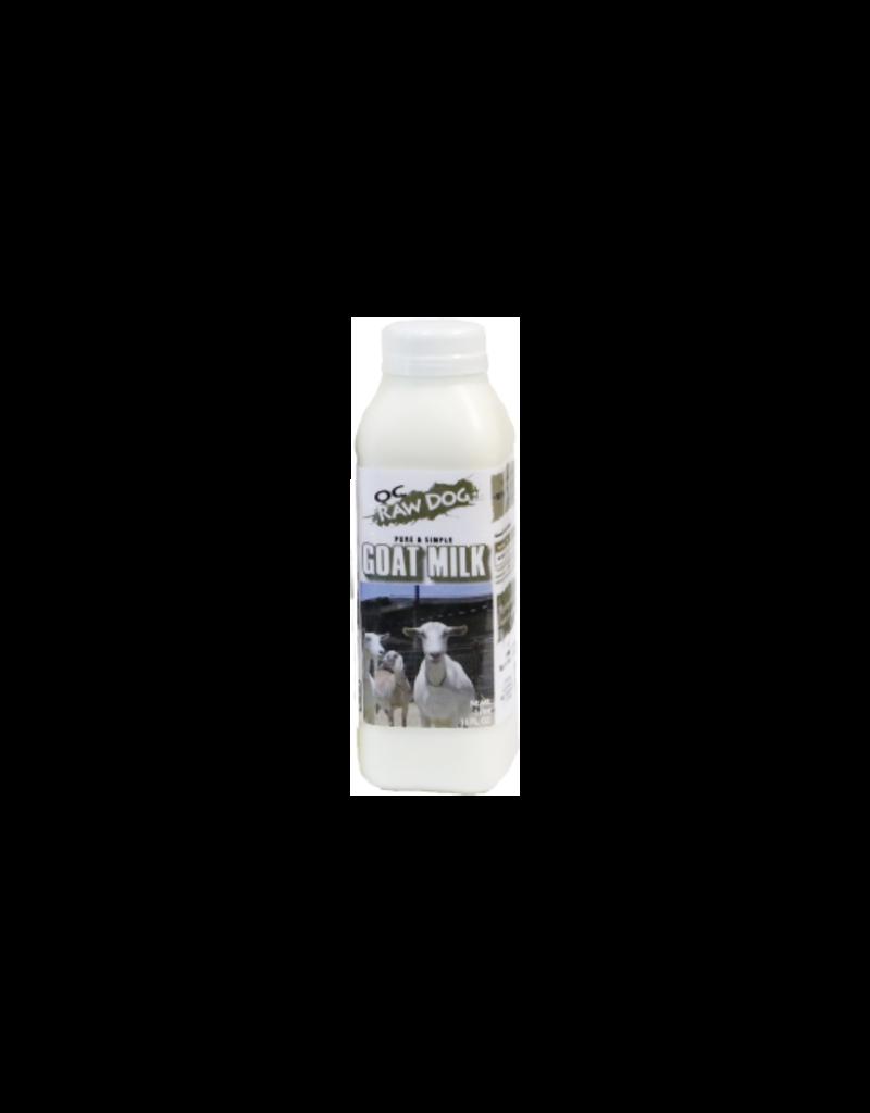 OC Raw OC Raw Goat's Milk