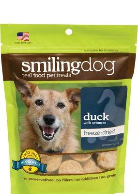 Herbsmith HerbSmith Smiling Dog 2.5oz DuckTreat