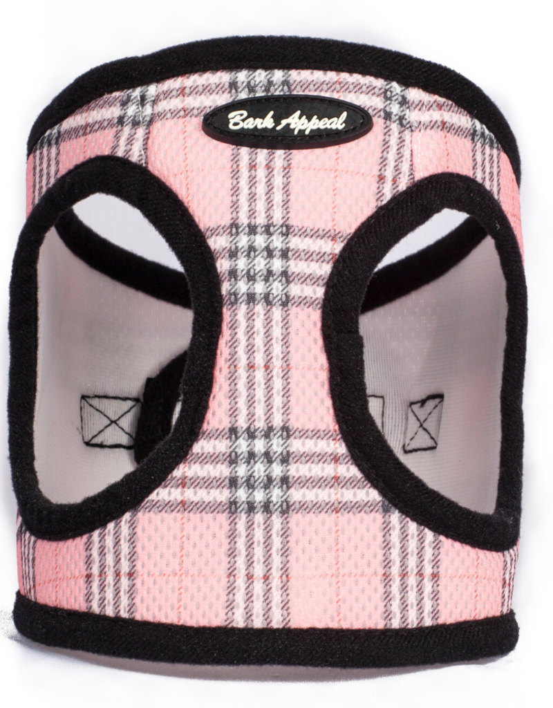 Bark Appeal Bark Appeal EZ Wrap Step-In Plaid