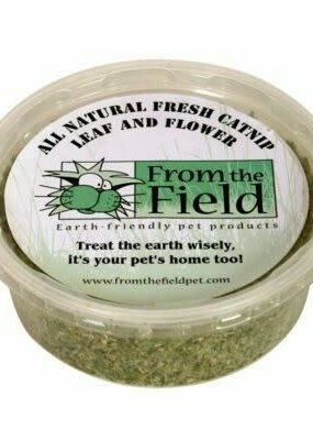 From the Field From the Field Leaf and Flower Catnip Tub