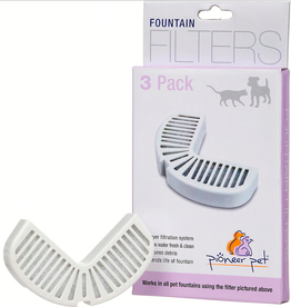 Star Marks Starmarks 3ct Fountain Filter Replacements Ceramic