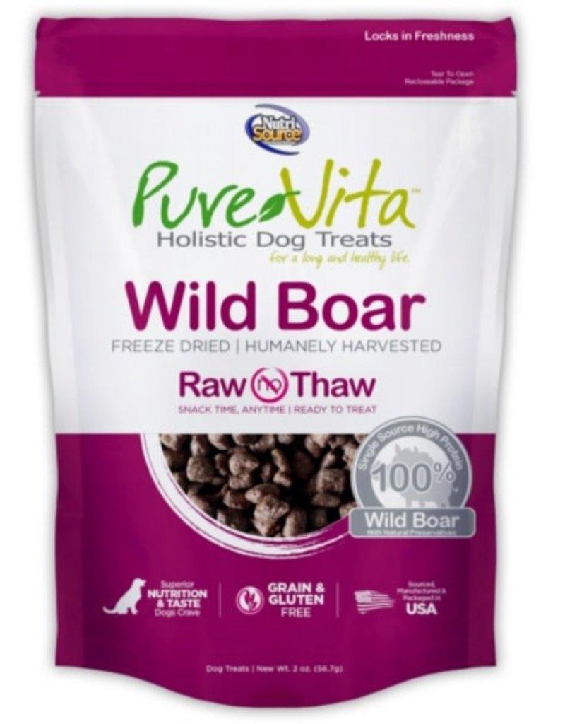 NutriSource PureVita Freeze-Dried Dog Treats
