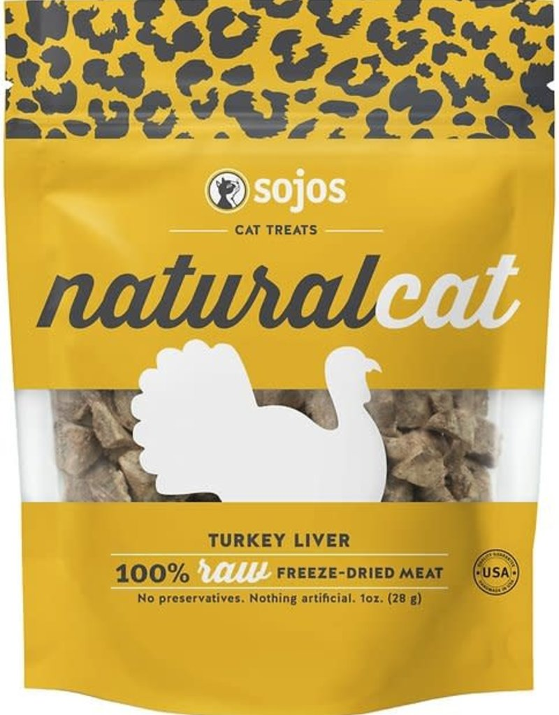 Sojos Sojos Cat Freeze-Dried Treats 1oz