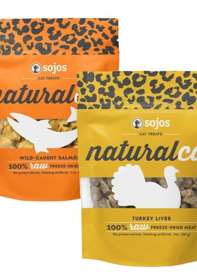Sojos Sojos Cat Freeze-Dried Treats 1oz