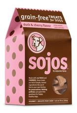 Sojos SOJOS Grain Free Biscuits Duck & Cherry
