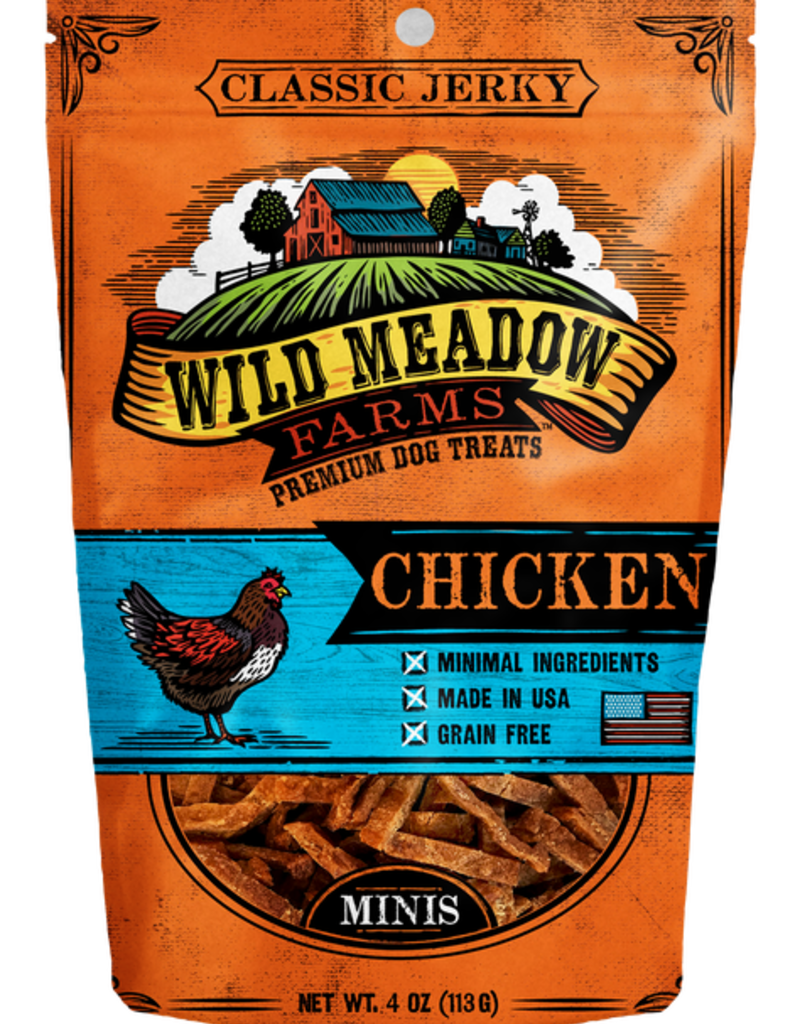 Wild Meadow Farms Wild Meadow Farms Classic Mini Bites 4oz