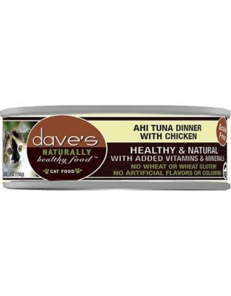 Daves Dave's Naturally Healthy Grain-Free