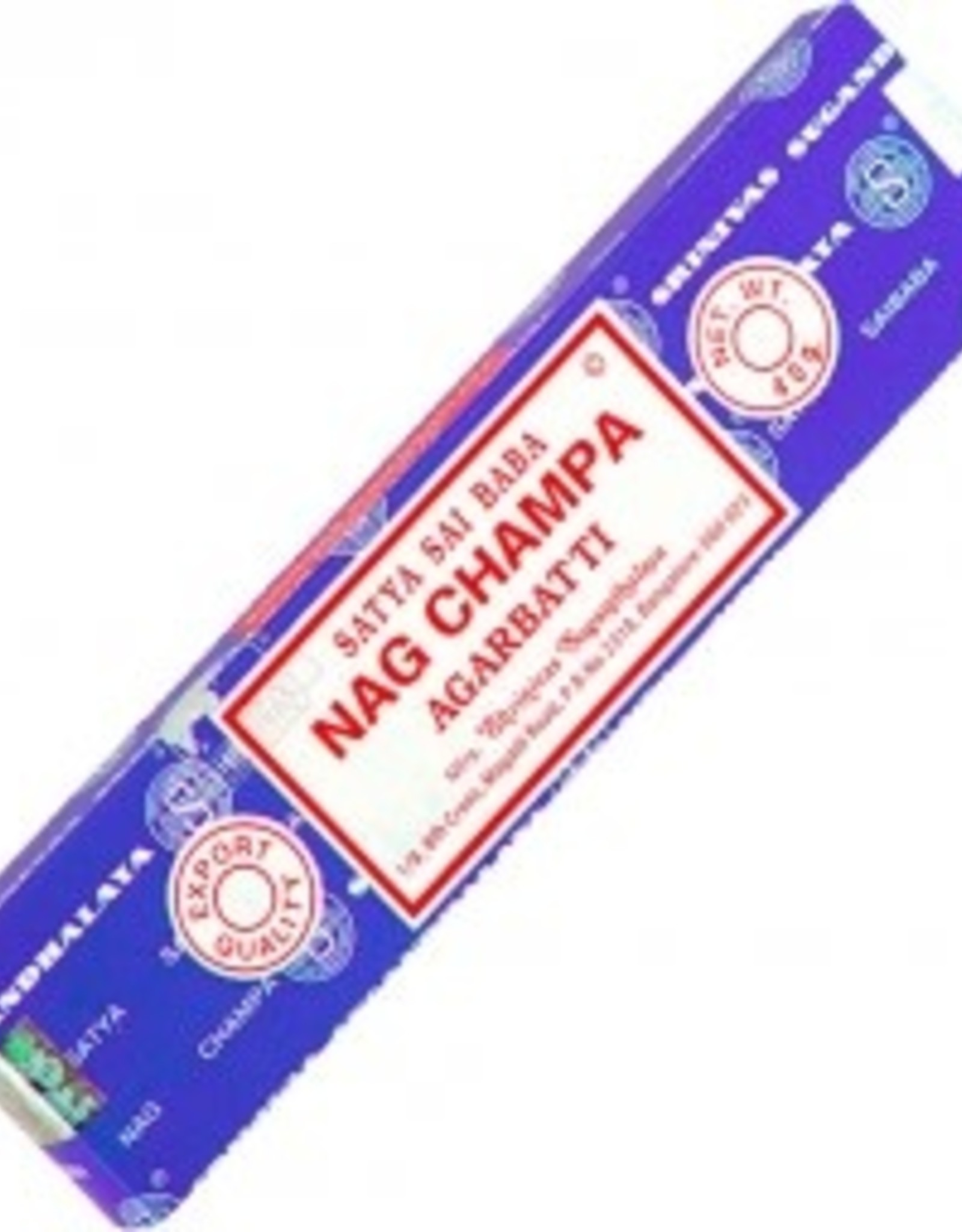 Incense Nag Champa 40g