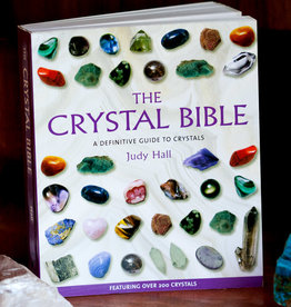 Book The Crystal Bible 1 GGB