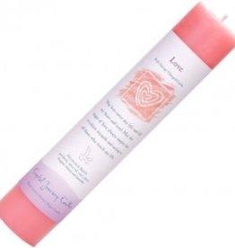 Candle Reiki Herbal Love KE