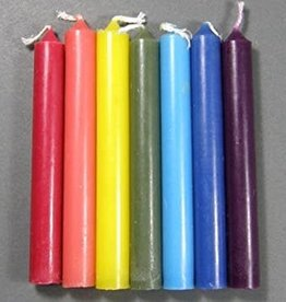 Chakra Chime Candle Set of 7 CP
