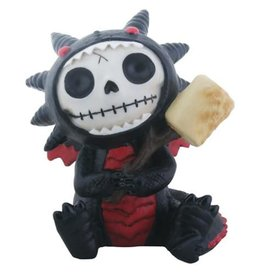 Furry Bones Black Scorchie (Dragon) PG