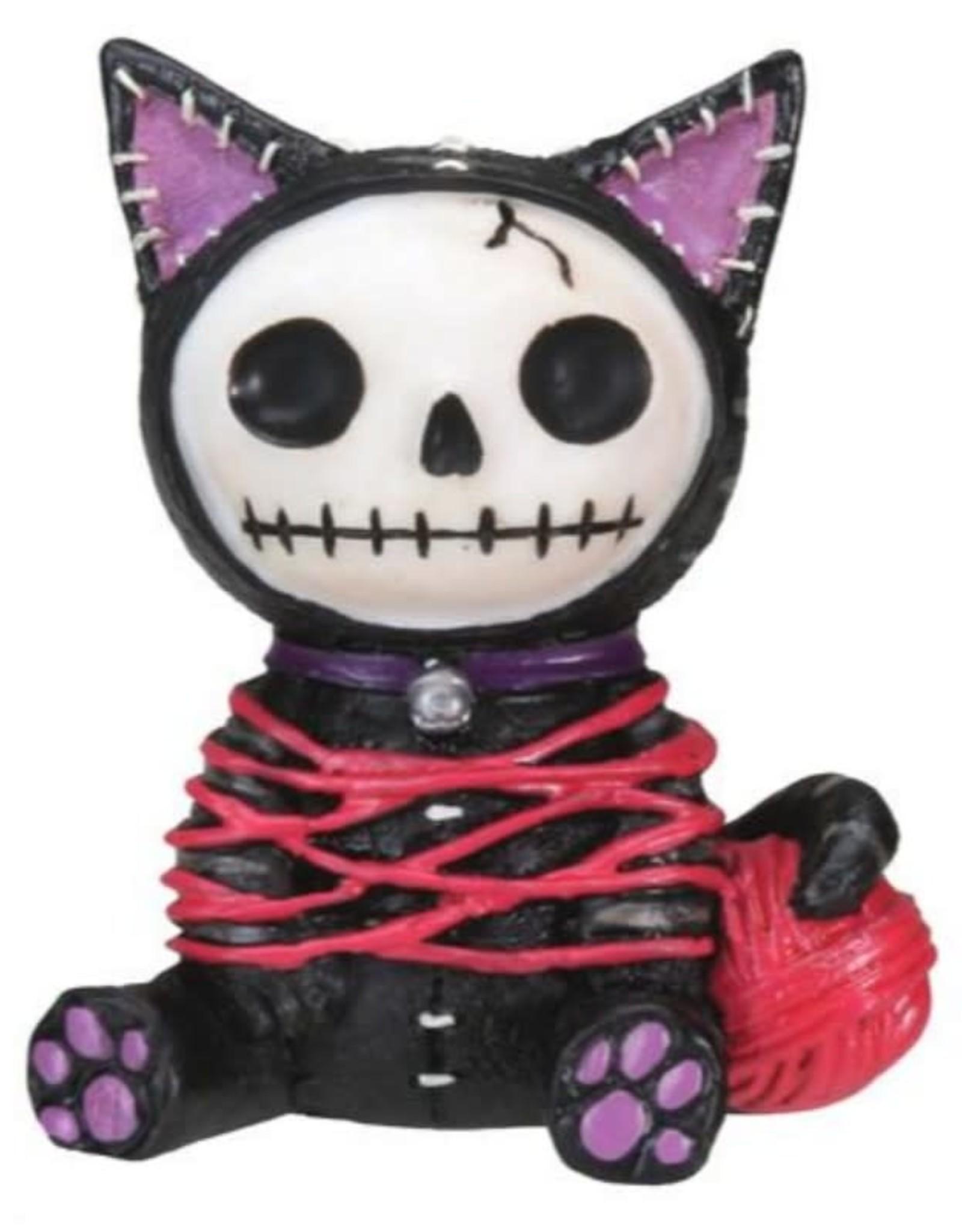Figurine Furry Bones Black Mao-Mao (Cat) PG