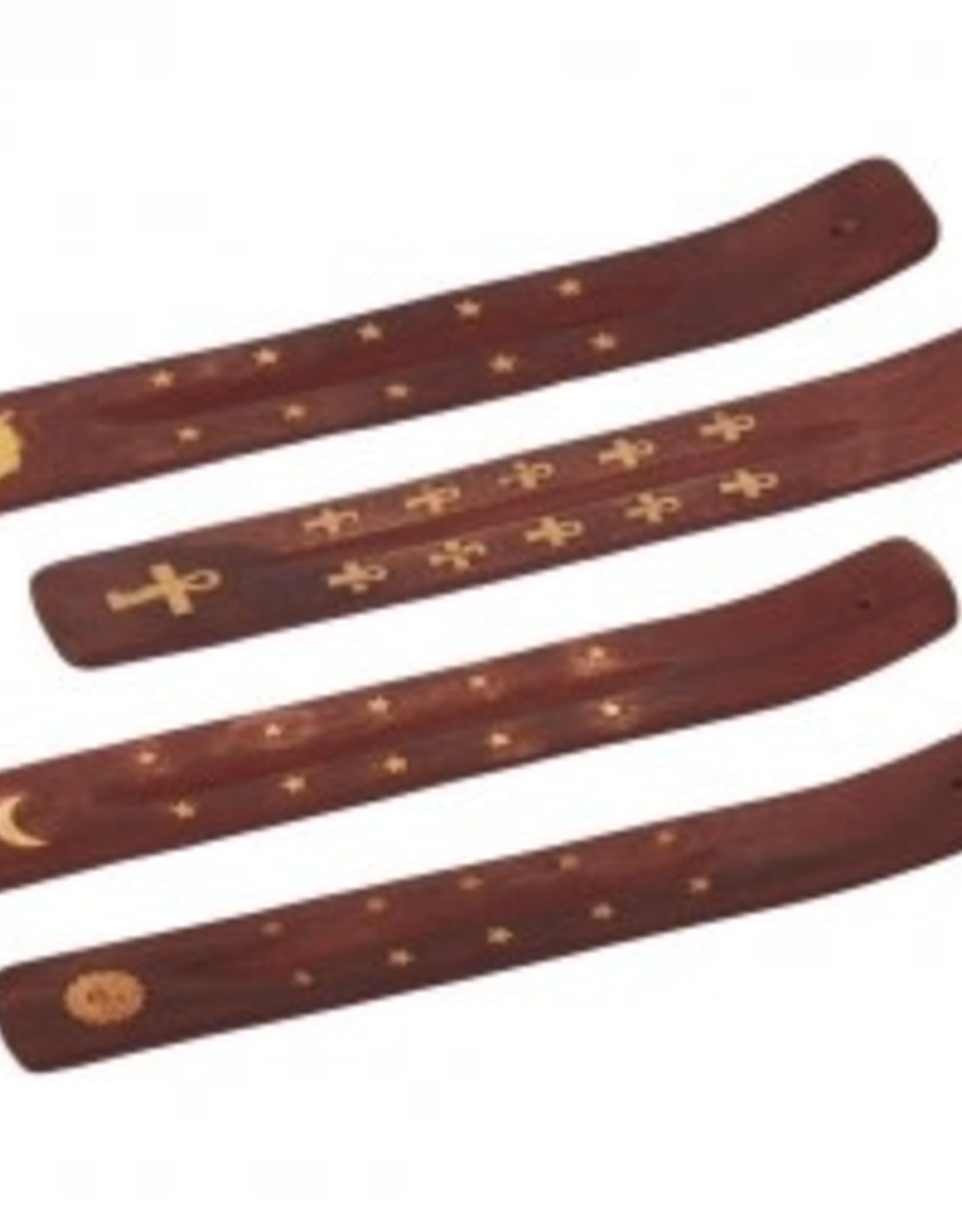 I.B. Wood Assorted Brass Inlay KE