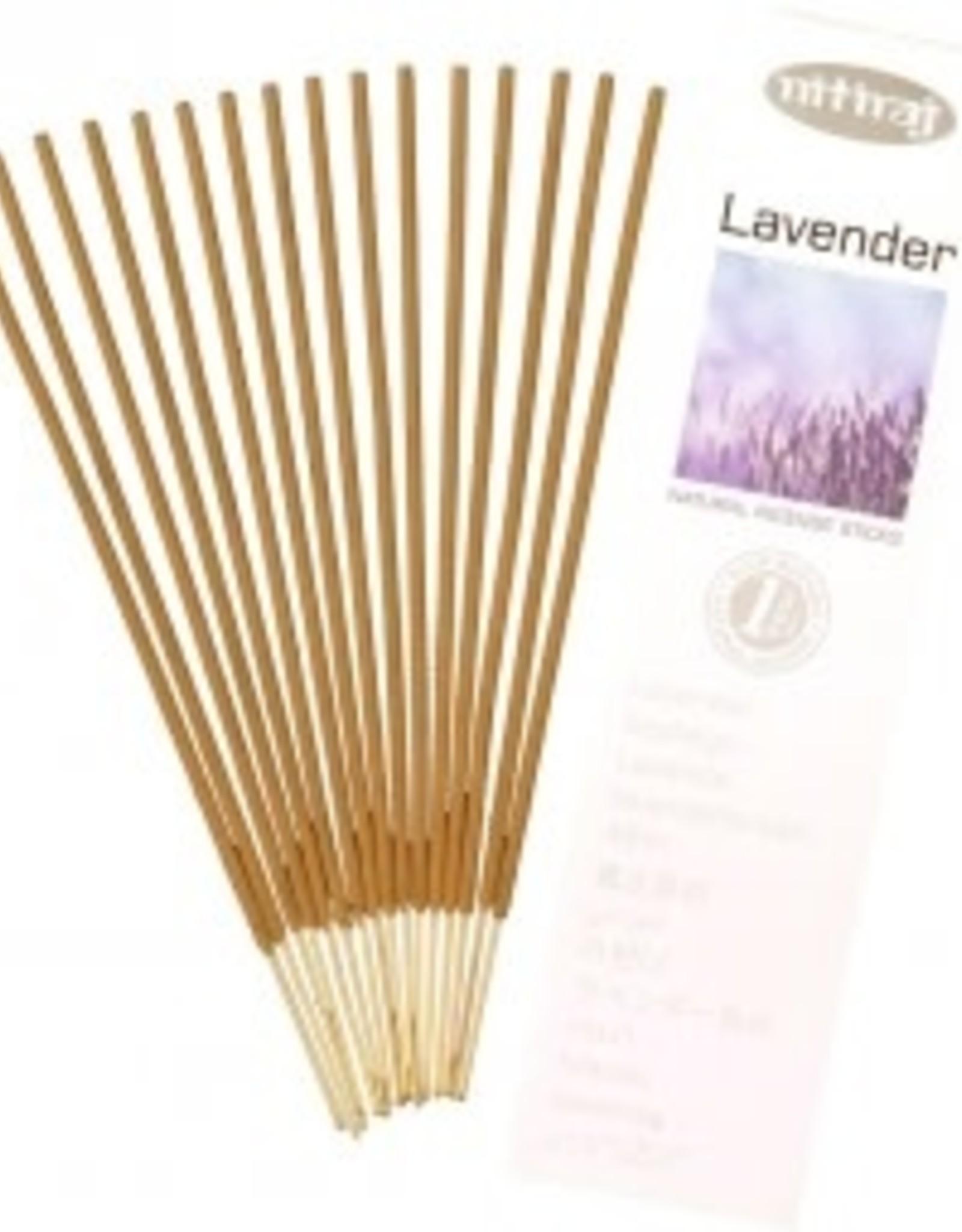 Incense Nitiraj 25gm Box Lavender KE