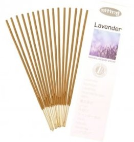 Incense Nitiraj 25gm Box Lavender KE