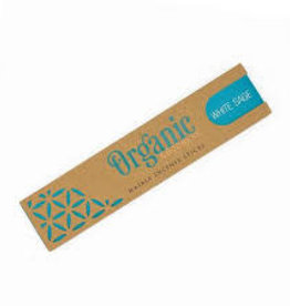 Incense Organic Goodness White Sage SI