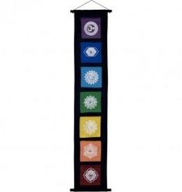 Banner 7 Chakras w/ Flaps KE