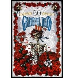 3D Tapestry GD 50th FTW SJ
