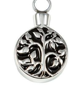 Vial Necklace Tree of Life SLI