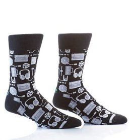 Socks- Studio Sound Men's Crew GC