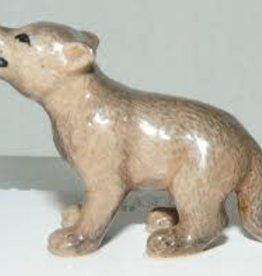 Spirit Animal Howling Wolf LC