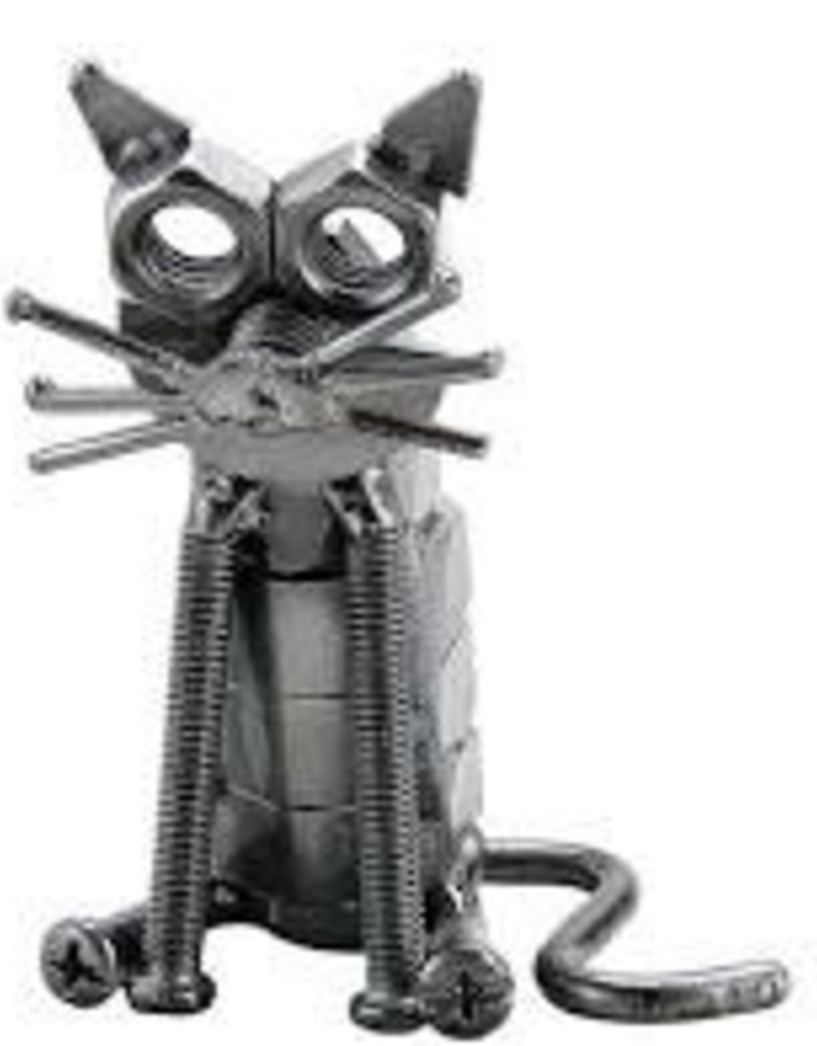 Metal Figure- Cat HCFT