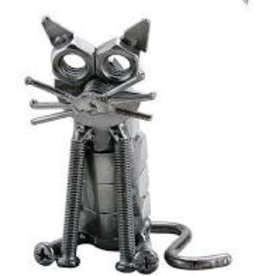 Metal Figure- Cat HCFT