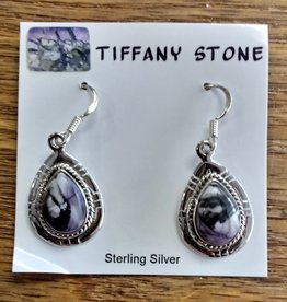Earrings Tiffany Stone Teardrop KE