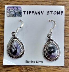 Earrings Tiffany Stone Teardrop RIC