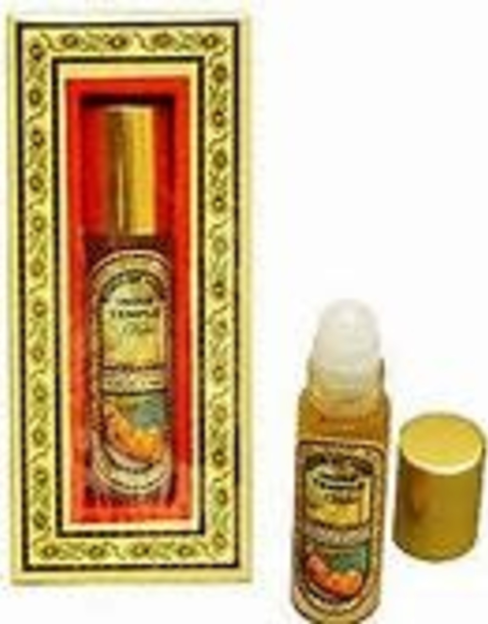 Oil India Temple Roll On Bottle Boxed