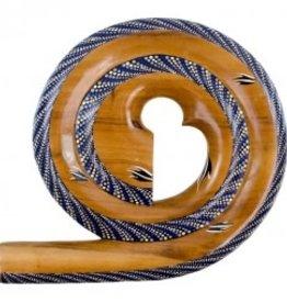 Didgeridoo Wood Curved KE