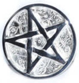"""Altar Tile Pentagram 3"""" AZ"""