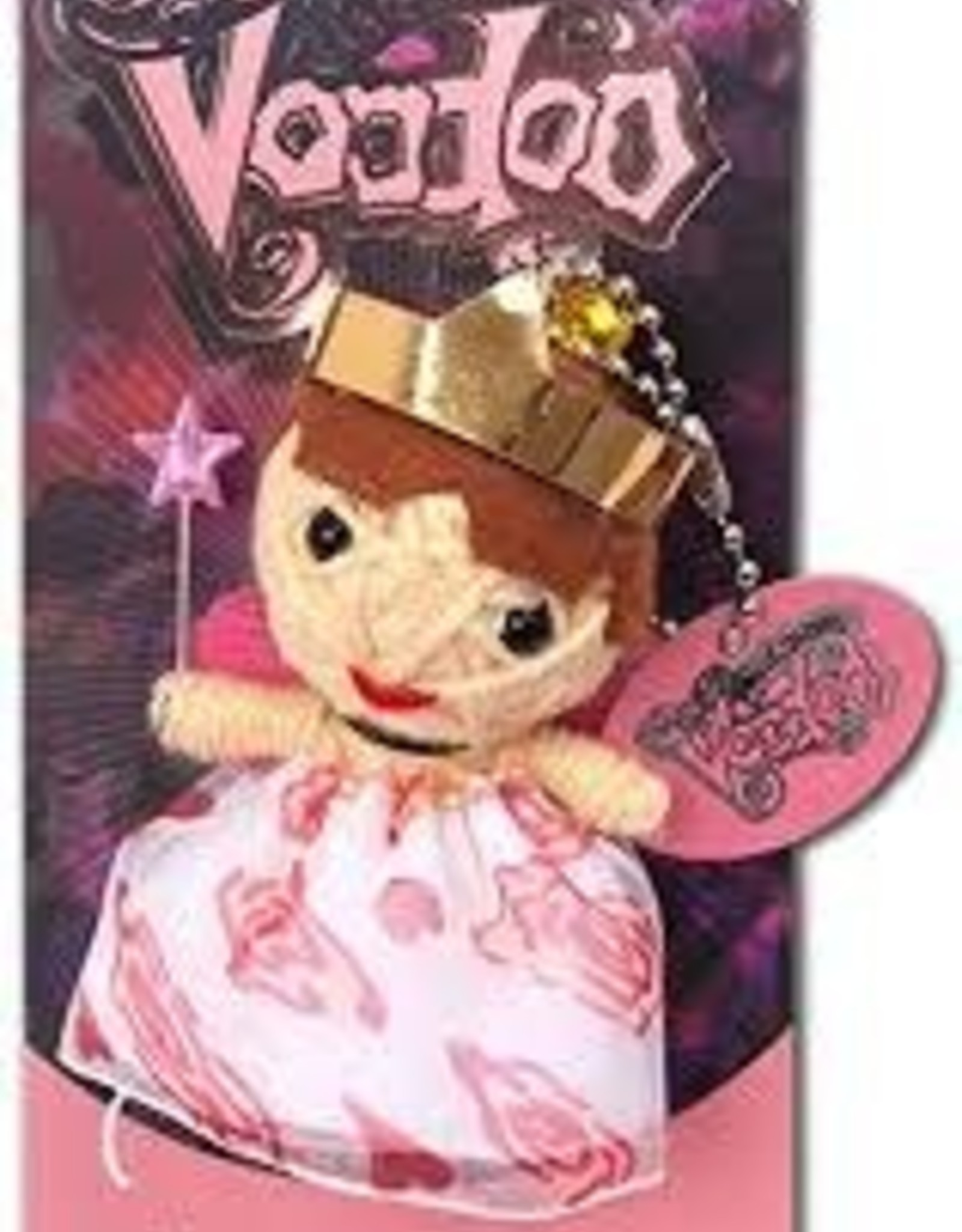Voodoo Doll Fairy Godmother VD